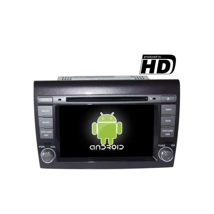"""Radio Navegador DVD GPS Android para Fiat Bravo (7"""")"""