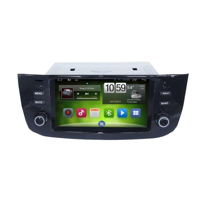 "Radio Navegador DVD GPS Android para Fiat Doblo (7"")"