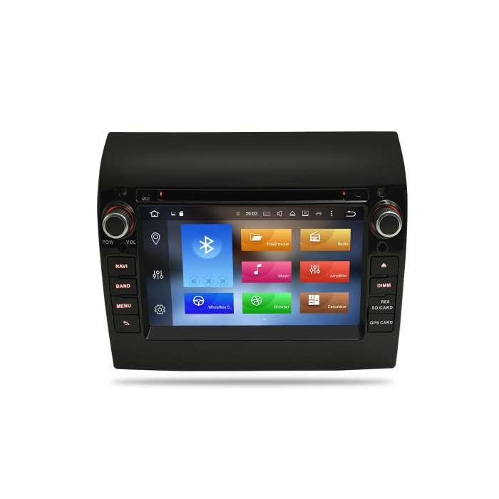 "Radio DVD Navegador GPS Android para Fiat Ducato (7"")"