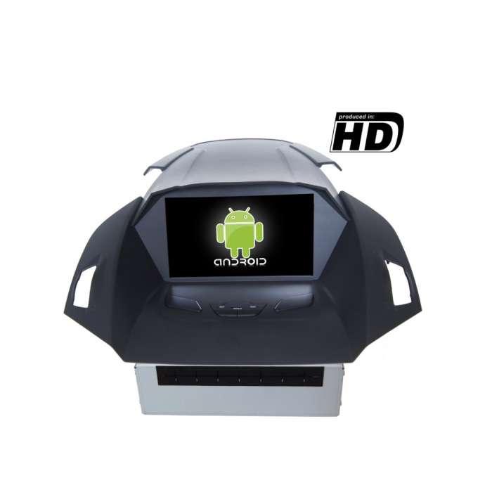 """Radio DVD Navegador GPS HD Android Puro para Ford Kuga (8"""")"""