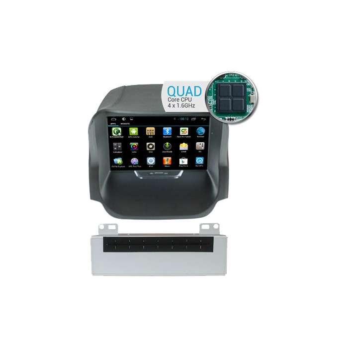 "Radio DVD Navegador GPS HD Quad Core para Ford Ecosport (7"")"