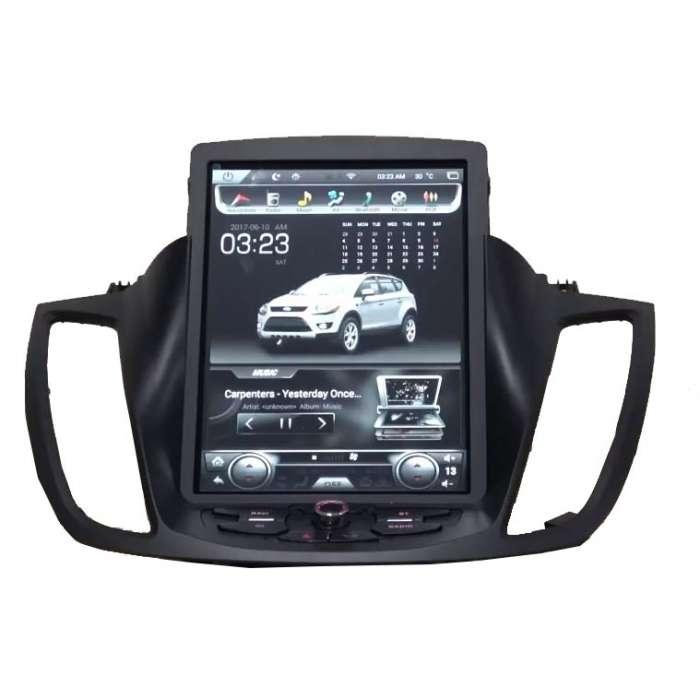 """Radio Navegador Android Tipo Tesla para Ford Kuga (12,1"""")"""
