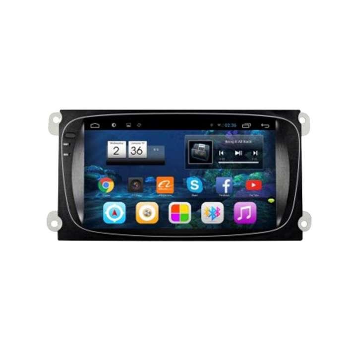 """Radio Navegador GPS Android para Ford (8"""")"""