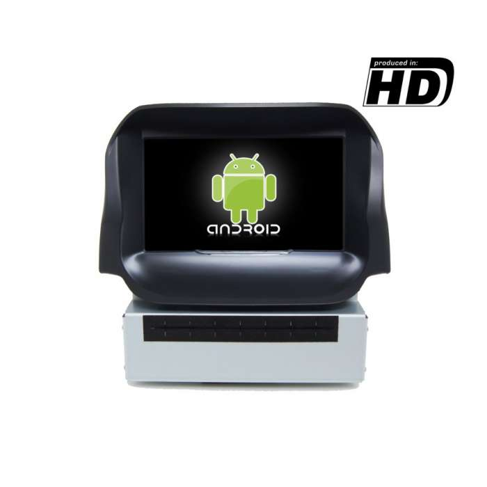 "Radio DVD Navegador GPS HD Android para Ford Ecosport (7"")"