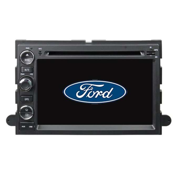 "Radio DVD Navegador GPS Android para Ford Edge (7"")"