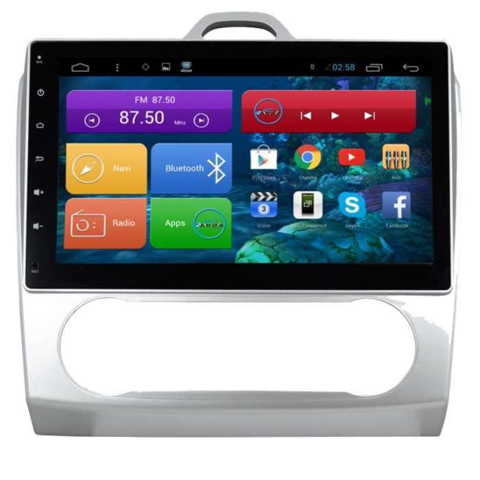 "Radio Navegador GPS Android para Ford Focus 2 (10"")"