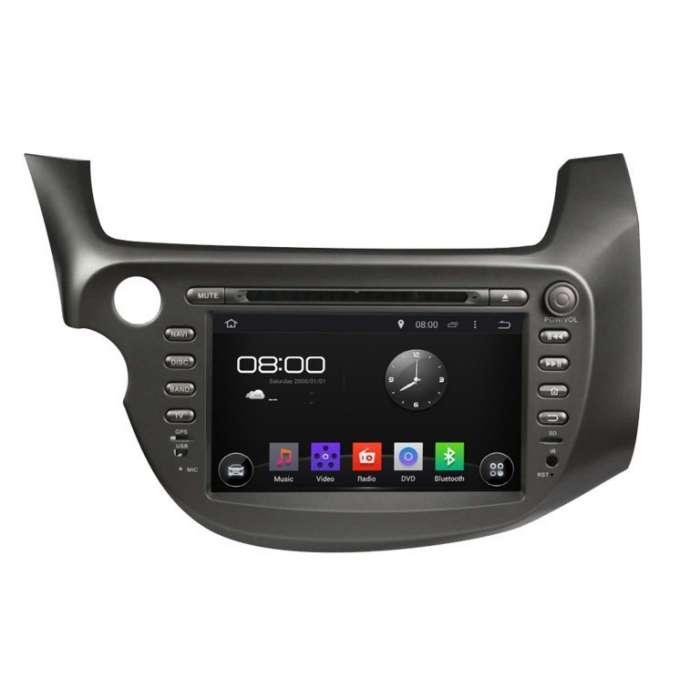 """Radio DVD Navegador GPS Android para Honda FIT (7"""")"""