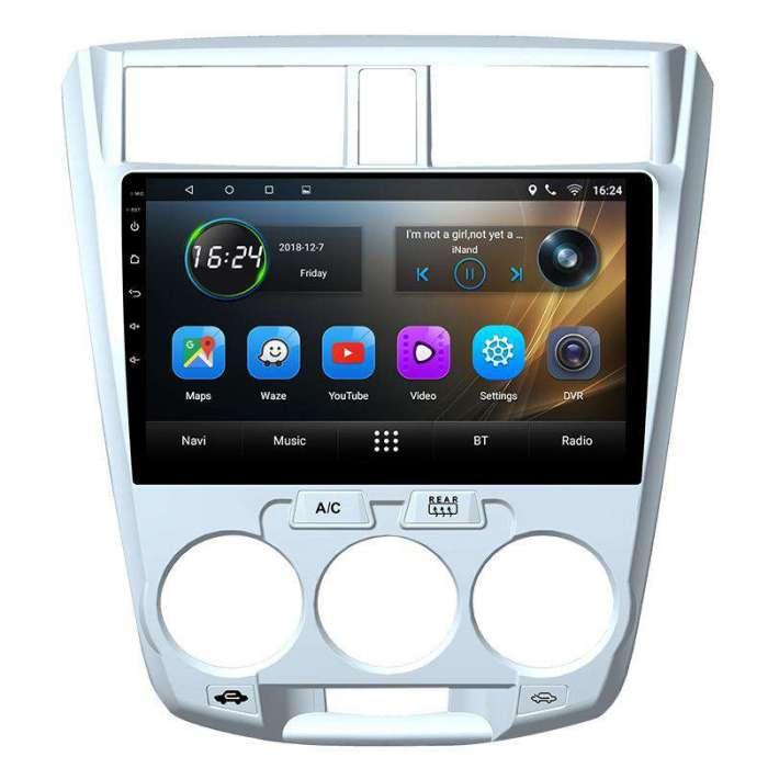 "Radio Navegador GPS Android para City (10,2"")"