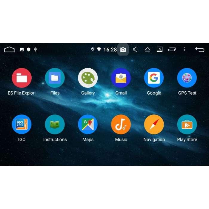 "Radio Navegador GPS Android para Honda CVR (10,2"")"
