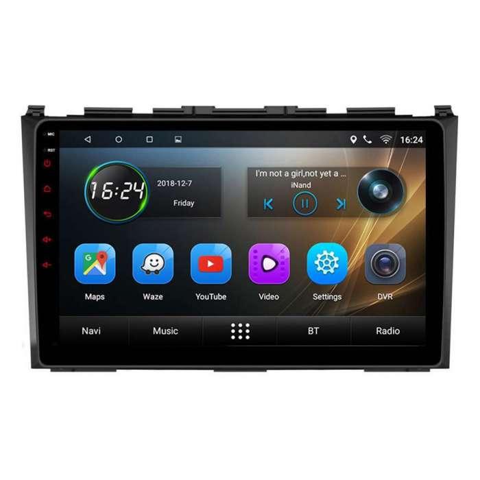 "Radio Navegador GPS Android para Honda CRV (9"")"