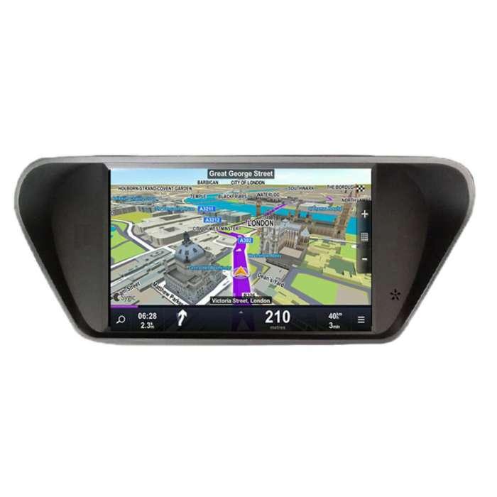 """Radio Navegador GPS Android para Honda Accord (9"""")"""