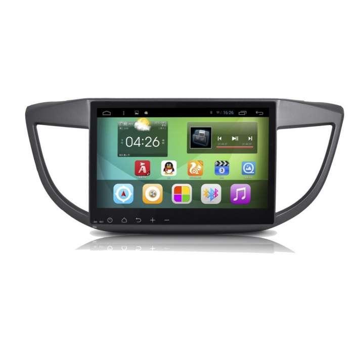 Radio Monitor Navegador GPS Android para Honda CRV (10,2)