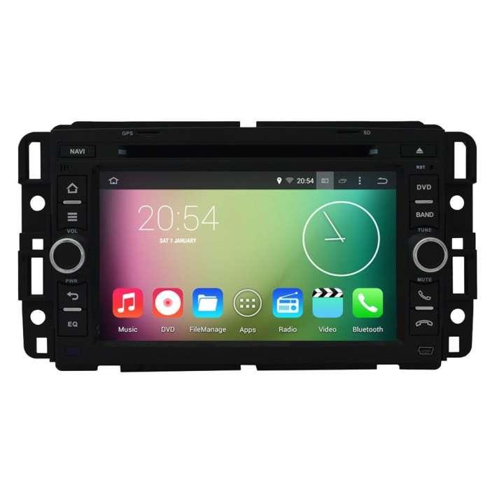 """Radio DVD Navegador GPS Android para Hummer H2 (7"""")"""