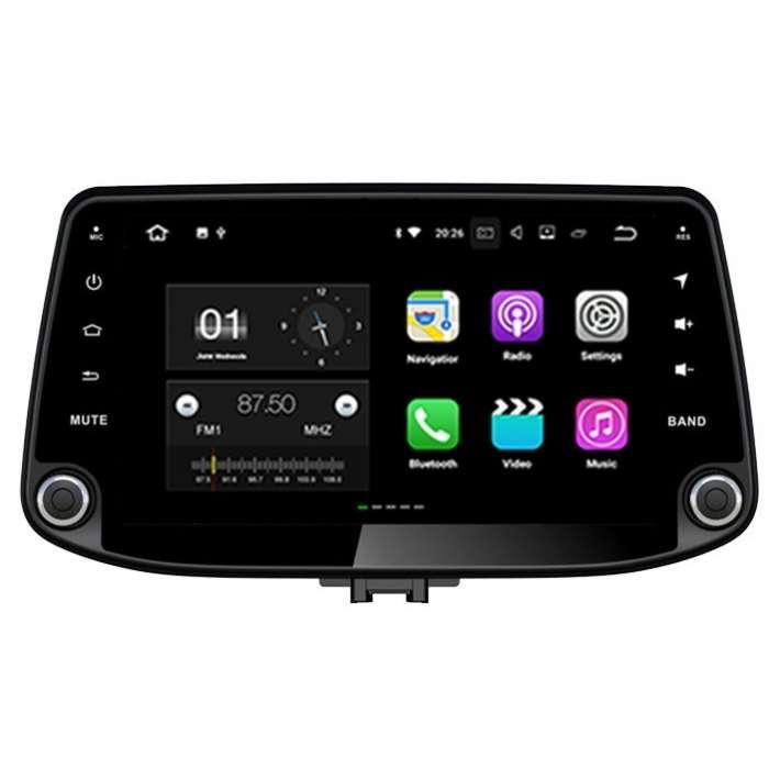 """Radio Navegador GPS Android para Hyundai I30 (9"""")"""