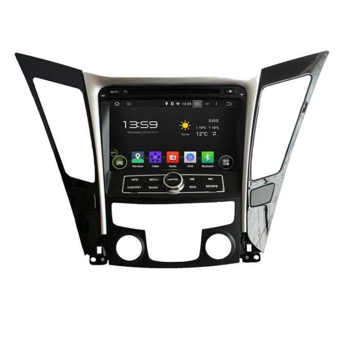 """Radio DVD Navegador GPS Android para Hyundai Sonata (8"""")"""