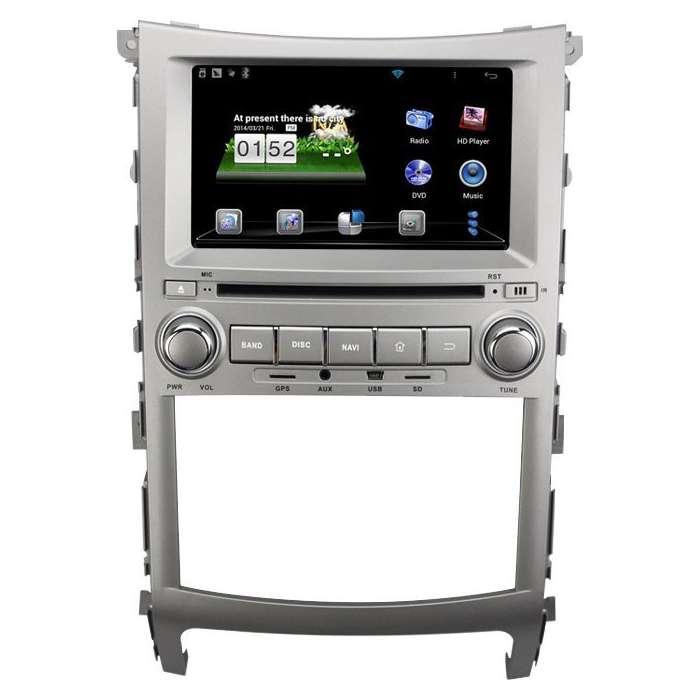 "Radio DVD Navegador GPS Android para Hyundai Hyundai IX55 / Veracruz (8"")"