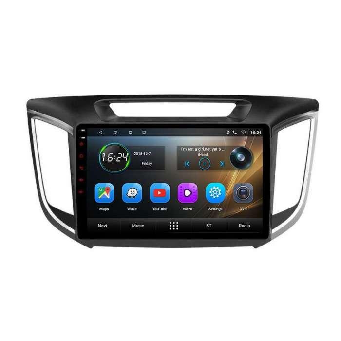 "Radio Navegador GPS Android para Hyundai IX25 (10,2"")"
