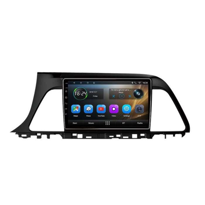 """Radio Navegador GPS Android para Hyundai Sonata (9"""")"""