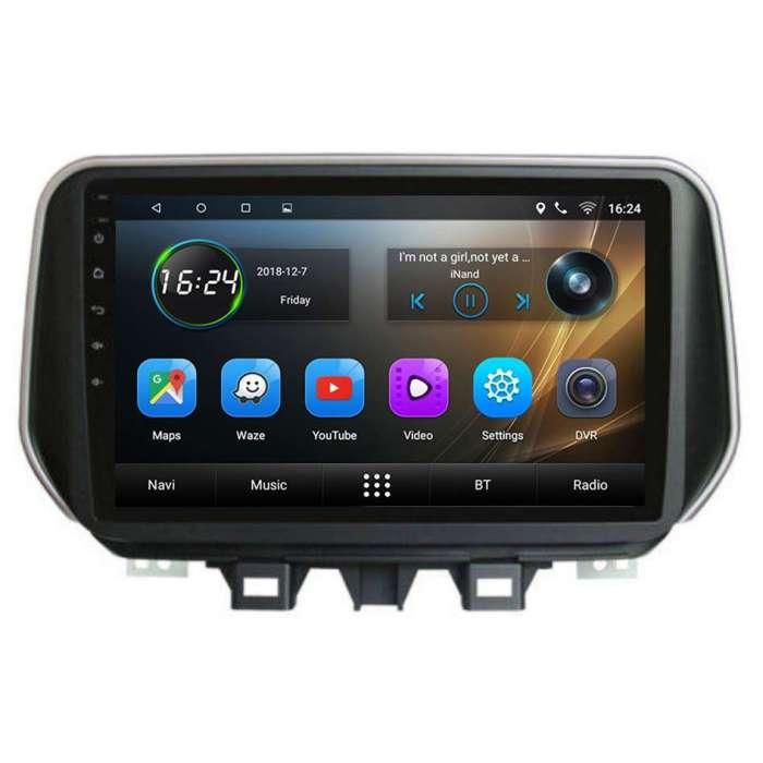 "Radio Navegador GPS Android para Hyundai Tucson (9"")"