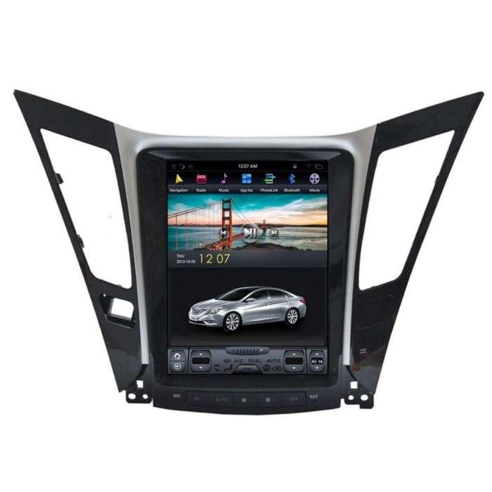 "Radio Navegador Android Tipo Tesla para Hyundai Sonata (10,4"")"
