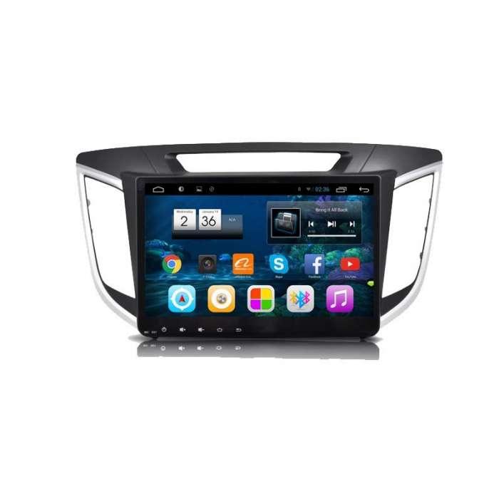 "Radio DVD Navegador GPS Android para Hyundai IX25 (10,2"")"