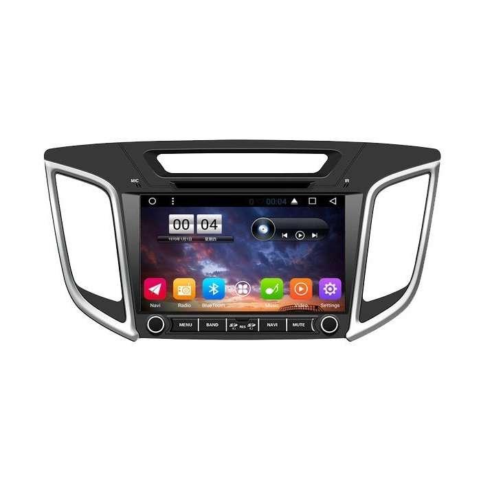"Radio DVD Navegador GPS Android para Hyundai IX25 (7"")"