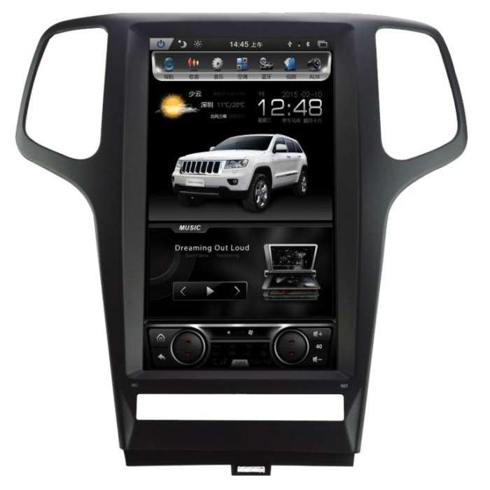 "Radio Navegador Android Tipo Tesla para Jeep Grand Cherokee (13,3"")"