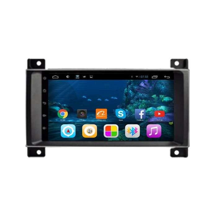 """Radio Monitor Navegador GPS Android para Jeep Grand Cherokee (7"""")"""