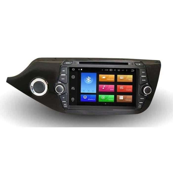 """Radio DVD Navegador GPS Android para Kia Ceed (7"""")"""