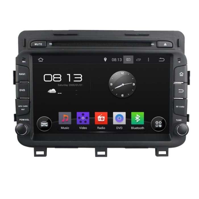 "Radio DVD Navegador GPS Android para Kia K5 (8"")"