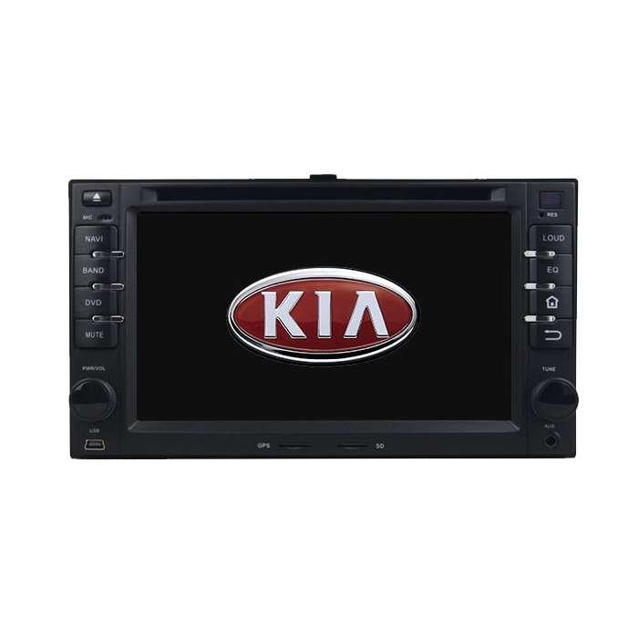 "Radio DVD Navegador GPS Android para Kia (7"")"