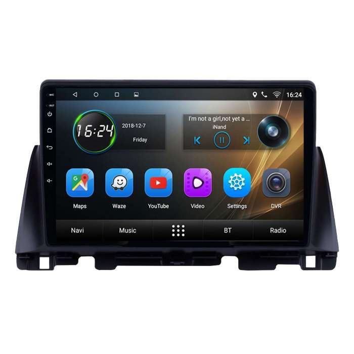 "Radio Navegador GPS Android para Kia K5 (10,2"")"