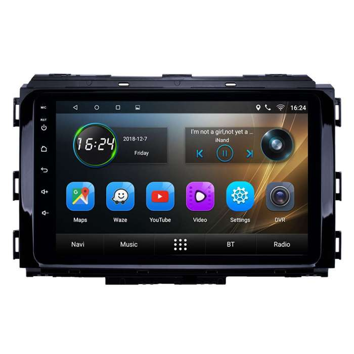 "Radio Navegador GPS Android para Kia Carnival (9"")"