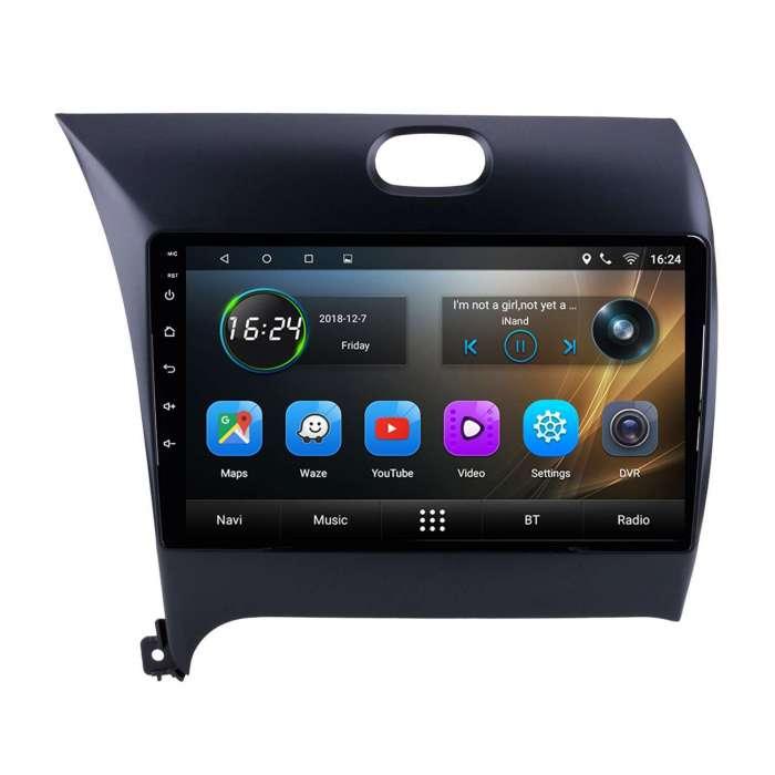 "Radio Navegador GPS Android para Kia Cerato (9"")"
