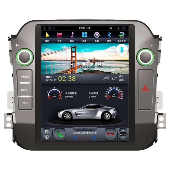"Radio Navegador Android Tipo Tesla Kia Sportage (10,4"")"