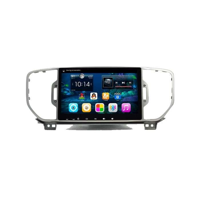 "Radio Navegador GPS Android para Kia Sportage (10,2"")"