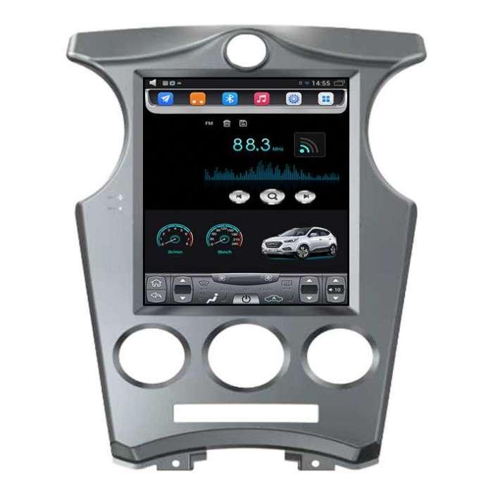 "Radio Navegador Android Tipo Tesla Kia Carens (10,4"")"