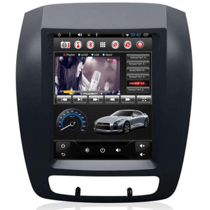 """Radio Navegador Android Tipo Tesla Kia Sorento (10,4"""")"""