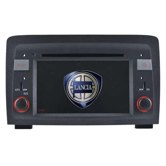 """Radio DVD Navegador GPS Android para Lancia Musa / Fiat Idea (7"""")"""
