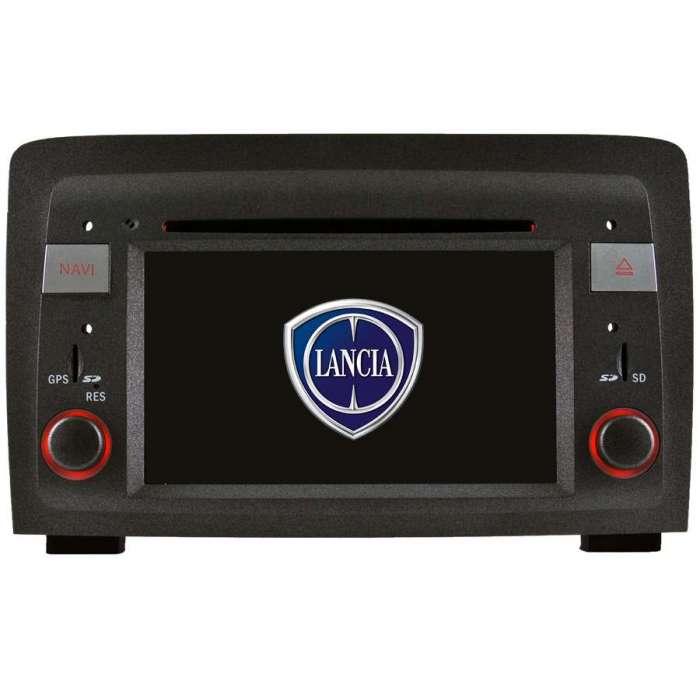 """Radio DVD Navegador GPS Android para Lancia Musa / Fiat Idea - Croma (7"""")"""