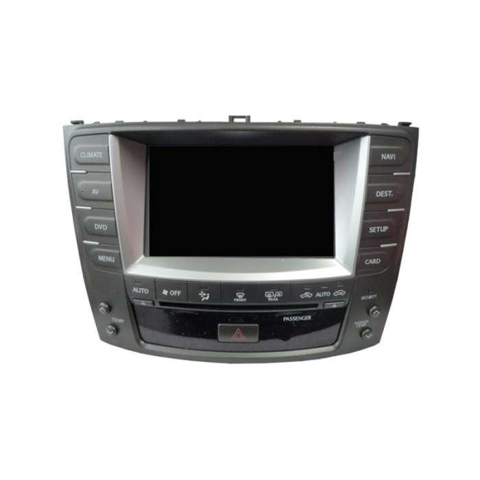 "Radio DVD Navegador GPS WinCE para Lexus IS (8"")"