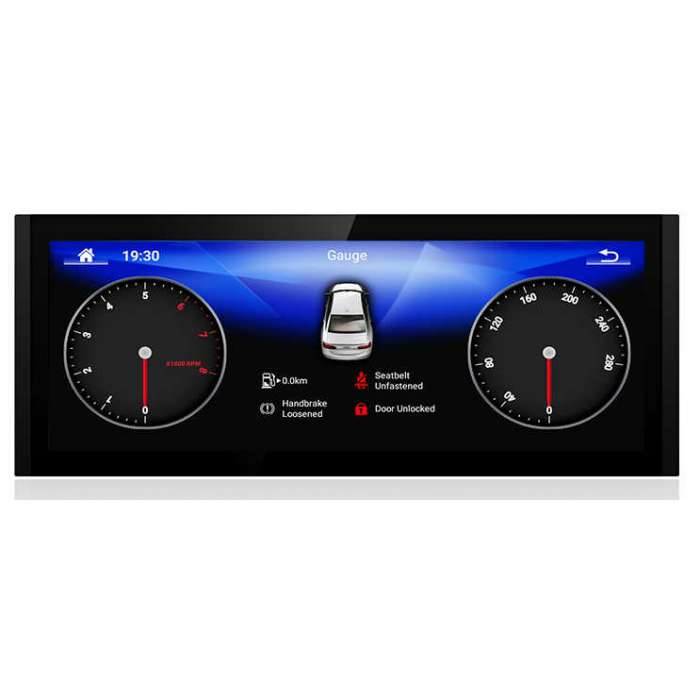 "Radio Navegador GPS Android para Lexus IS (10,25"")"