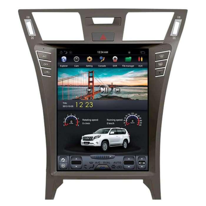 "Radio Navegador Android Tipo Tesla para Lexus LS (13,6"")"