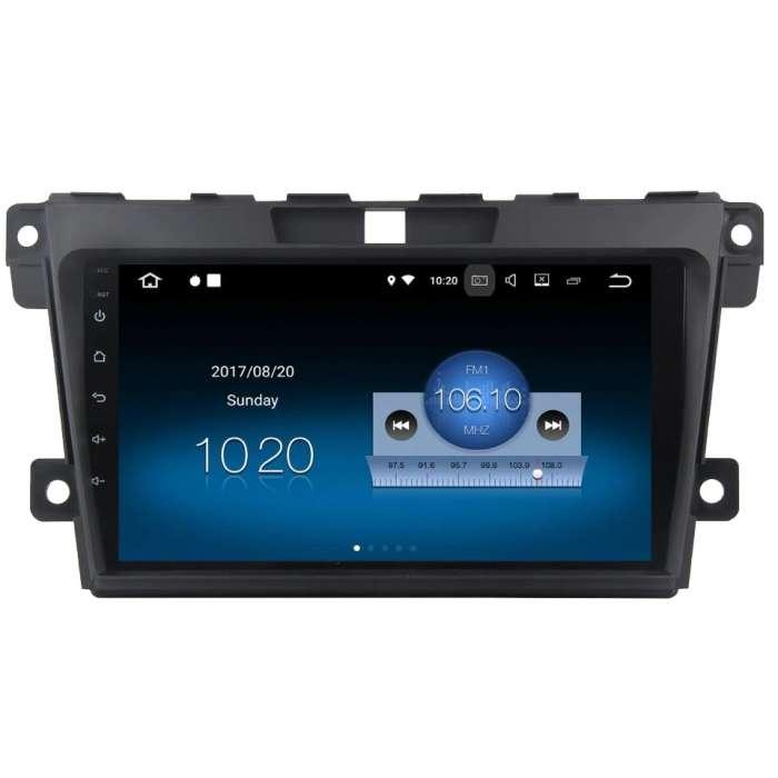 "Radio Navegador GPS Android para Mazda CX-7 (9"")"