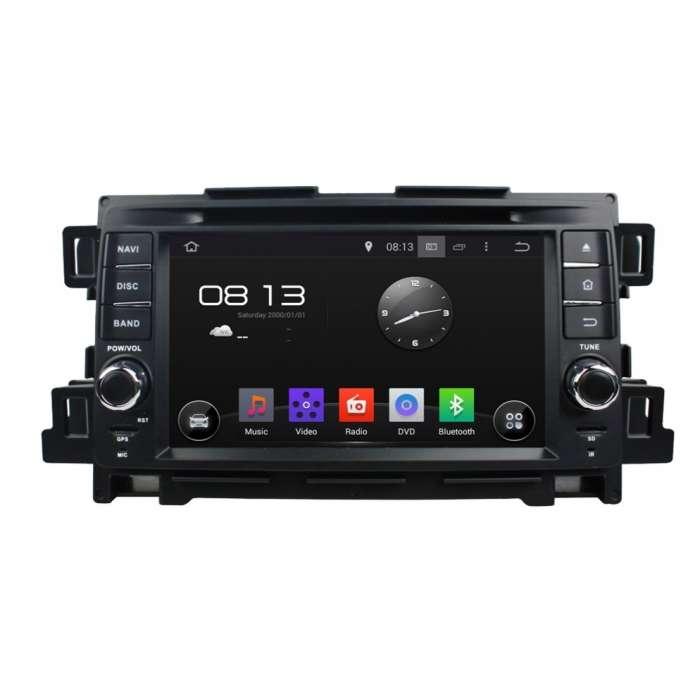 """Radio DVD Navegador GPS Android para Mazda CX5 (8"""")"""