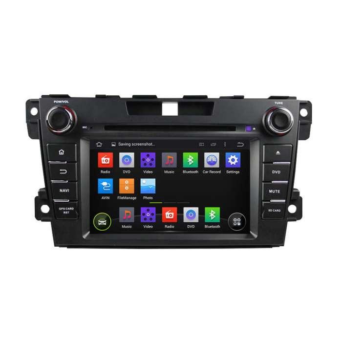 """Radio DVD Navegador GPS Android para Mazda CX7 (7"""")"""