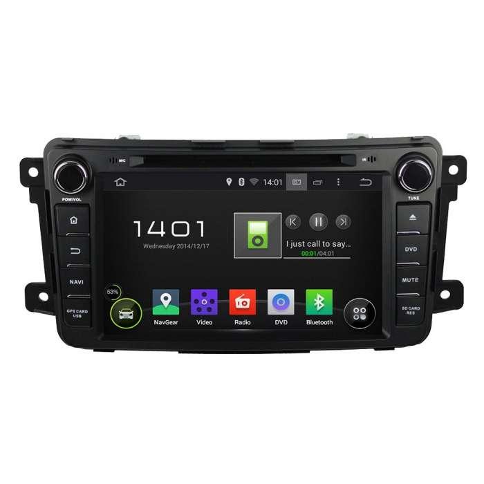 """Radio DVD Navegador GPS Android para Mazda CX9 (8"""")"""