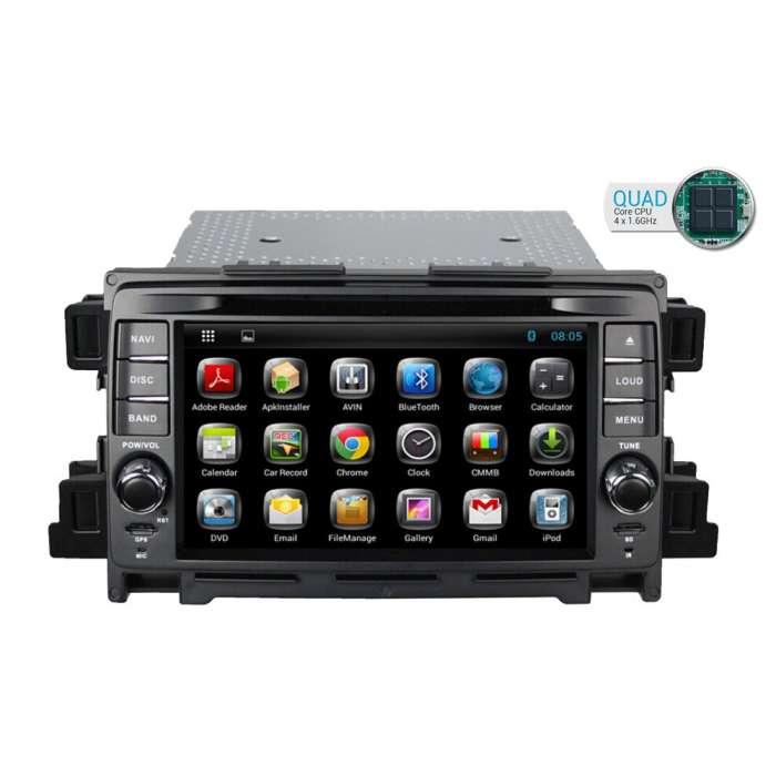 """Radio DVD Navegador GPS Android para Mazda CX-5 (7"""")"""