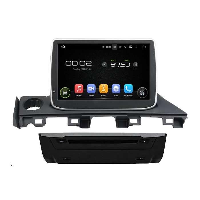 """Radio Navegador GPS Android para Mazda 6 (8"""")"""