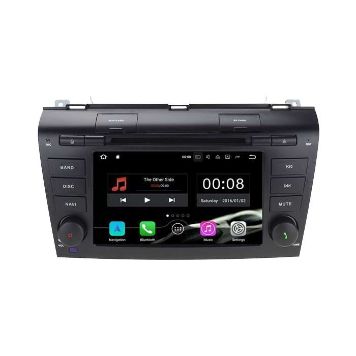 "Radio DVD Navegador GPS Android para Mazda 3 (7"")"